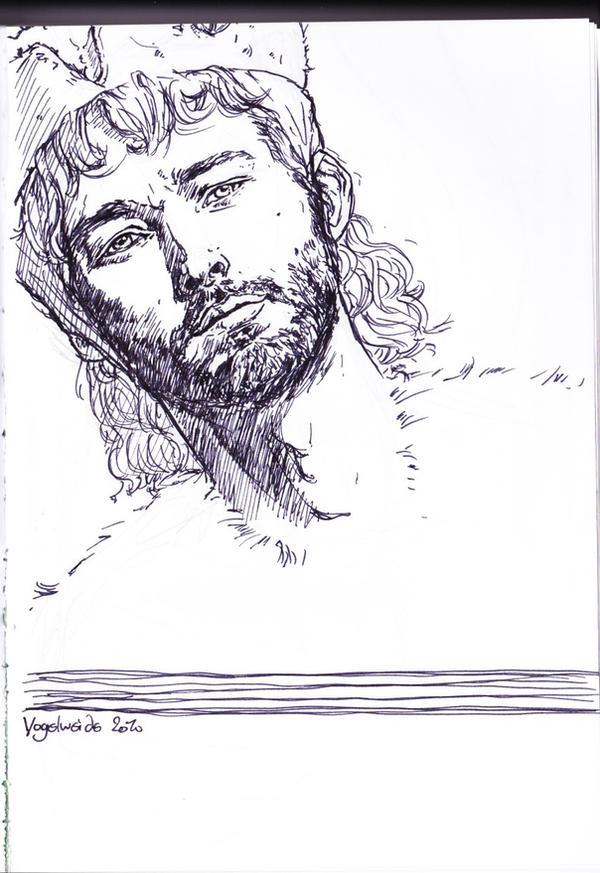 Walther von der Vogelweide by severeene