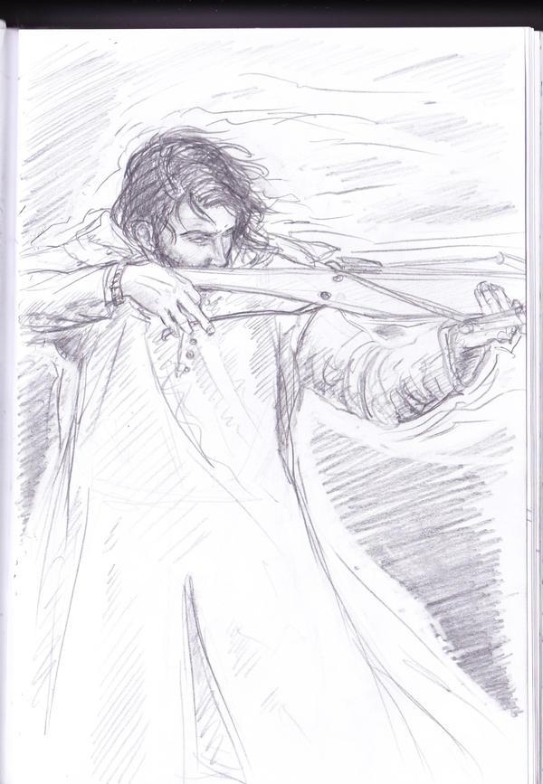 The Crossbowman by severeene