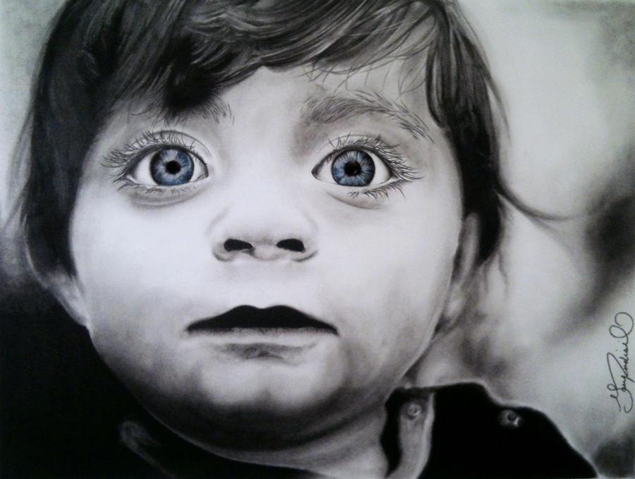 Behind Blue Eyes by ariess