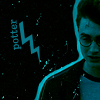 Harry Potter icon 100x100 by Dumbledwarfe