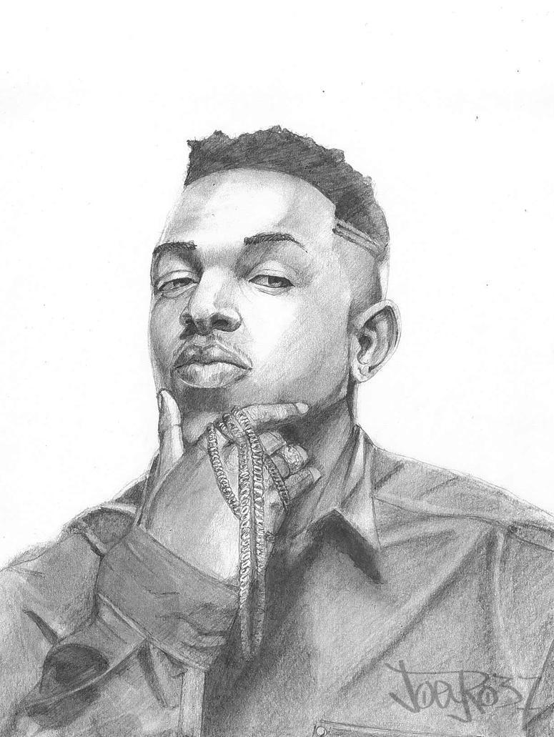 Kendrick Lamar Sketch ...