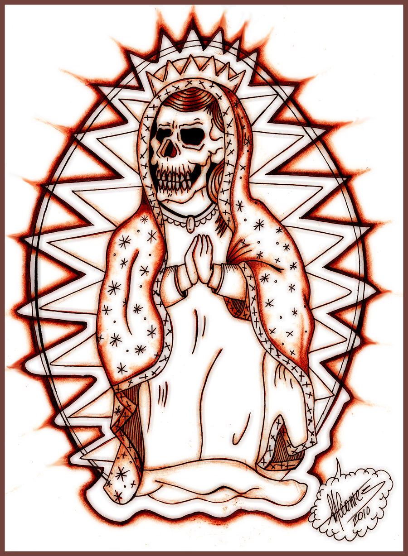 Virgen De Guadalupe Para Ninos