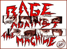 Revolutionary Minds : RATM by Insanemoe