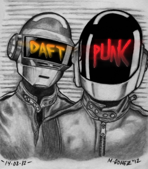 DAft PUNk by Insanemoe