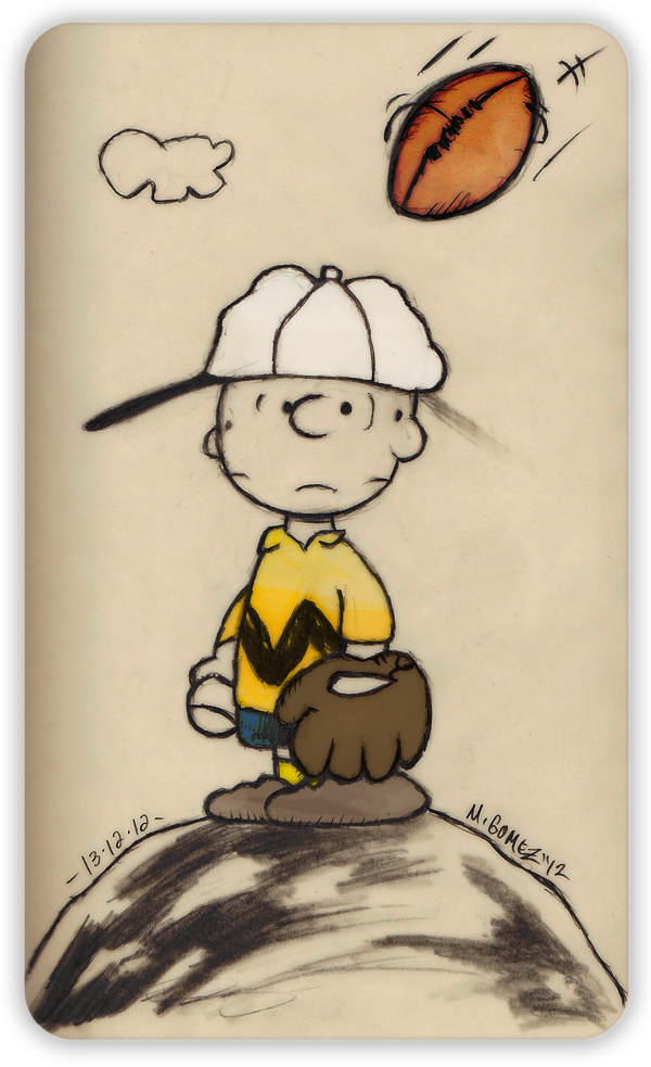 Charlie Brown by Insanemoe