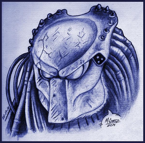 Predator by Insanemoe