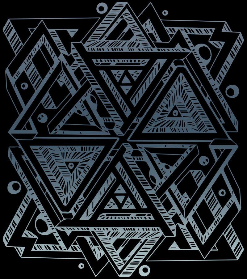 Trifectangles v.2 by Insanemoe