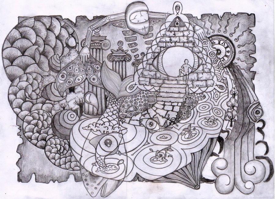 Gateways of Conciousness by emmasugarman