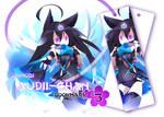 Shinobi Audii-chan Bookmark (Pre-orders open) by Nijiiru