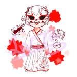 Adoptable [Auction] Kitsune : Open