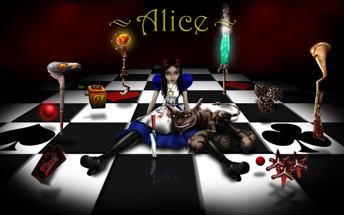 Is Alice Coming Out To Play? by Pol036