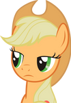 Applejack, Why so serious?