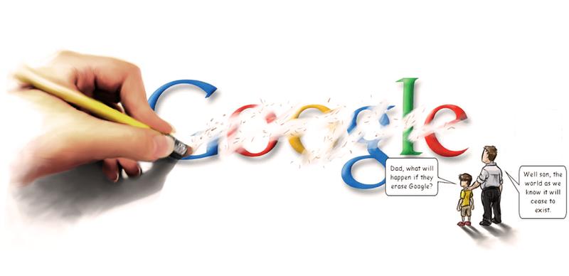 Google's existence by Deus-Nocte