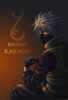 Hatake Kakashi by Deus-Nocte