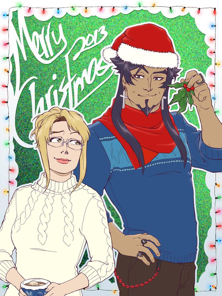 [Midwinter] Merry Christmas! 2013 by Deus-Nocte
