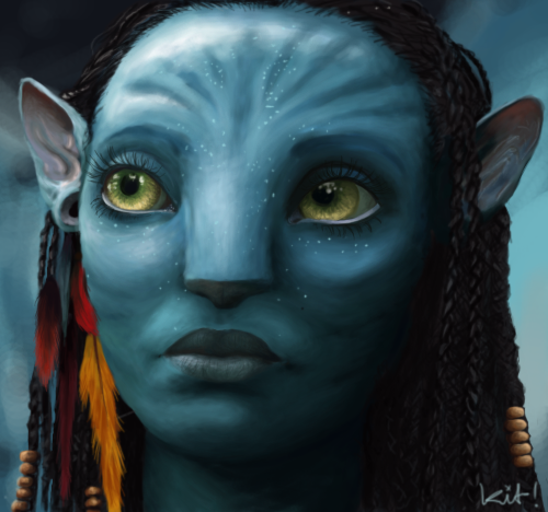 Neytiri Avatar: Neytiri's Eyes By Spazzy-lil-fishie On DeviantArt