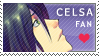 Celsa Fan Stamp