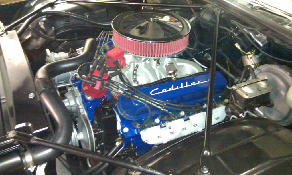 Cadillac 472 engine by cadillacrollin on DeviantArt