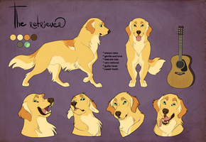 The Retriever reference sheet by Astarcis