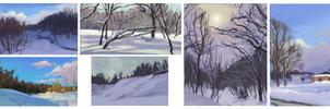 Winter studies 01 | 18
