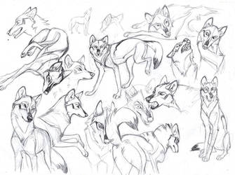Sketches of Snap (08|18) by Astarcis