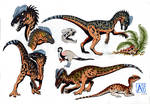 The Isle: dilophosaurus