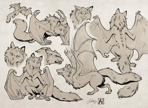 Commission: Foxvern