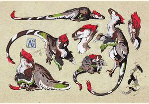 Commission: Little Bird