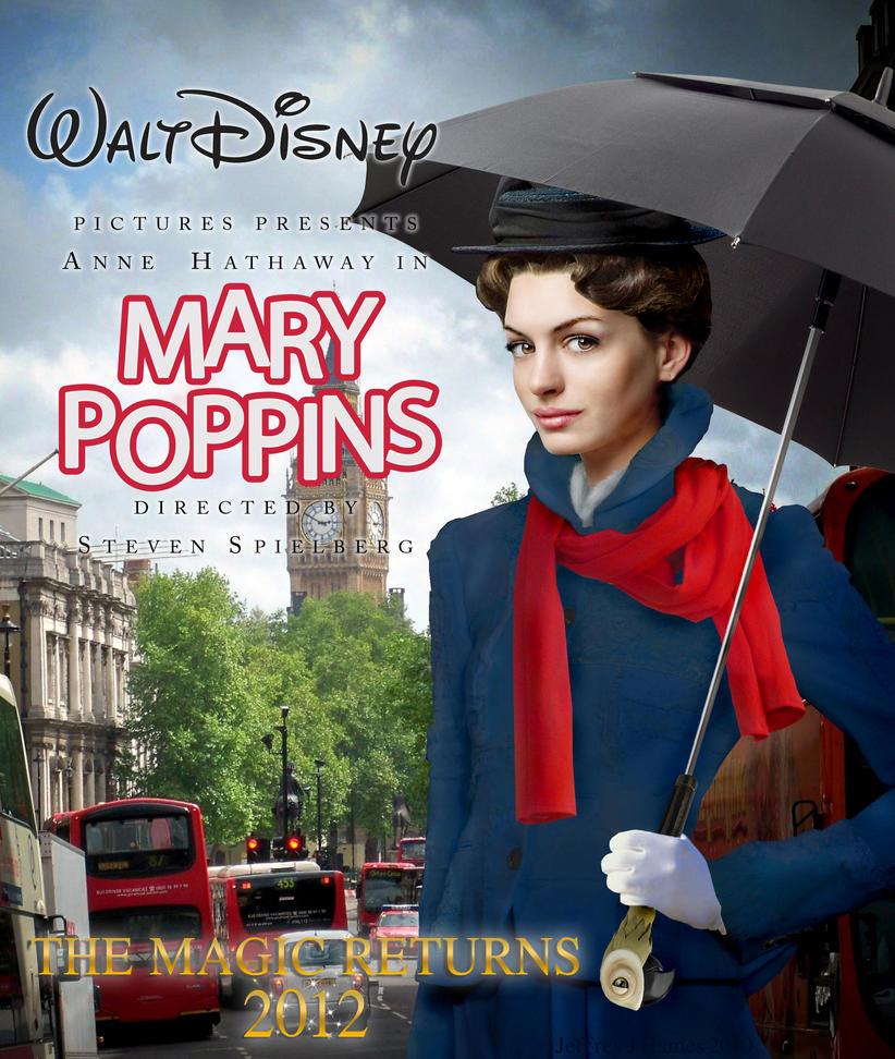 Mary Poppins By K-O-L-O-B-O-S On DeviantArt