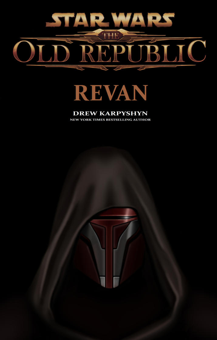 REVAN NOVEL ARTWORK by zardis1965