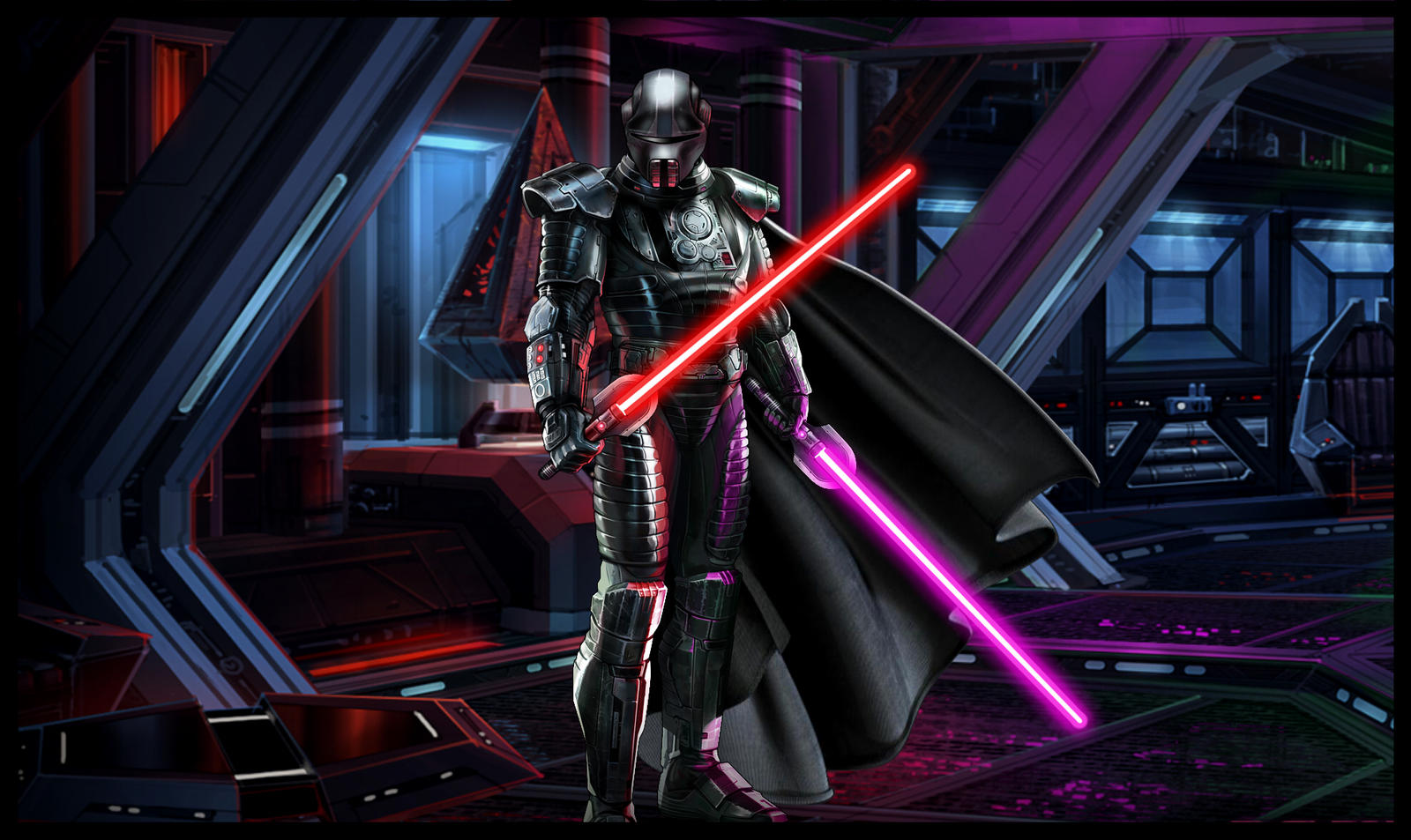 Sith Warrior by zardis1965