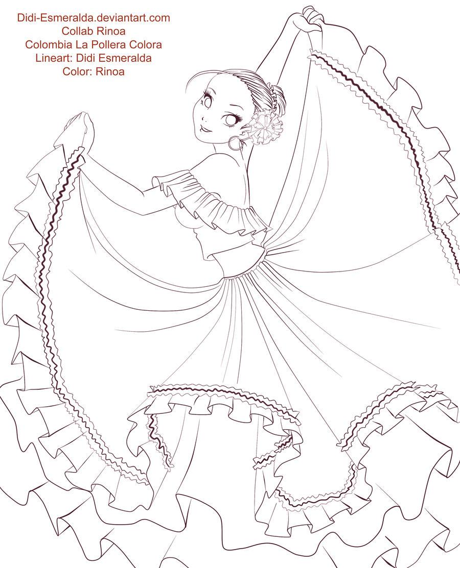 Collab Rinoa Colombia By Didi Esmeralda On Deviantart