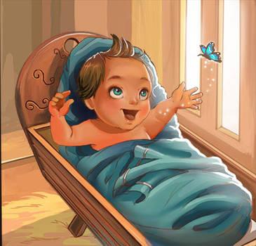 Lucky baby by Didi-Esmeralda