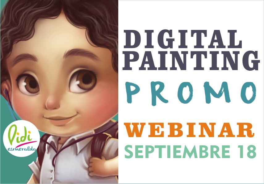 Live Digital Painting 18/ Sep by Didi-Esmeralda