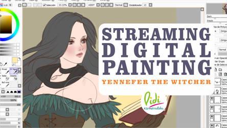 Live Digital Painting Picarto by Didi-Esmeralda