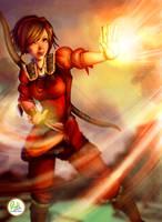 Leah Diablo III by Didi-Esmeralda