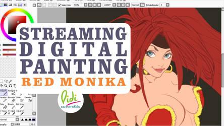 Now streaming on Picarto by Didi-Esmeralda