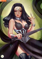 Ymia by Didi-Esmeralda
