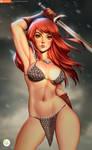 Red Sonja by Didi-Esmeralda