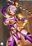 Ivy SoulCalibur by Didi-Esmeralda