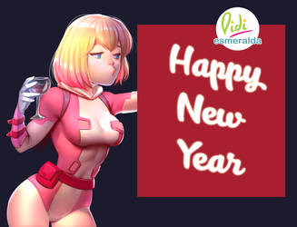 Happy NewYear2019 by Didi-Esmeralda