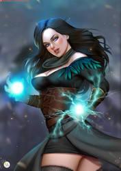 Yennefer by Didi-Esmeralda