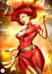 Dark Phoenix by Didi-Esmeralda