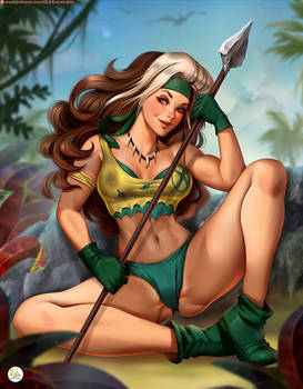 Rogue Savage Land