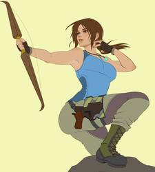 WIP Lara Croft