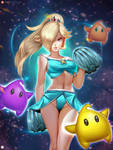 Rosalina Cheerleader by Didi-Esmeralda
