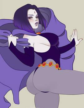 WIP Raven