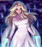 Elsa Frozen II by Didi-Esmeralda
