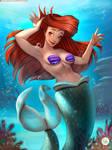 Ariel The Little Mermaid by DidiEsmeralda