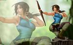 Wallpaper Lara Croft